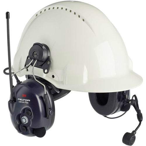 Casque 3M PELTOR LiteCom Pro II, version coquilles