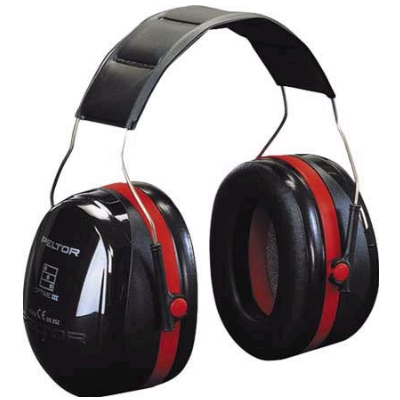 Casque antibruit Optime III SNR 35 dB