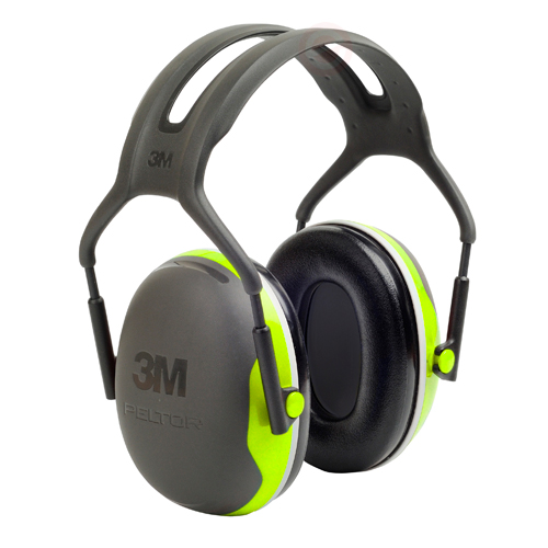 Casque antibruit 3M Peltor X4, SNR 33 dB