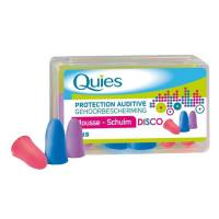 Quies Mousse Disco 3 paires