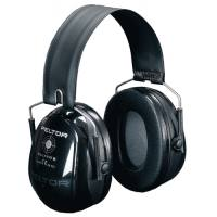 Casque antibruit Peltor Bull's Eye II/ noir, SNR 31 dB
