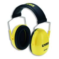 Casque anti-bruit Uvex K junior
