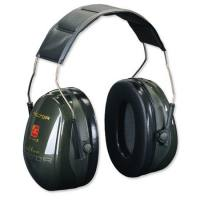 Casque antibruit Optime II SNR 32 dB