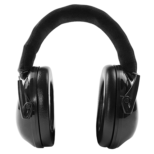 acoufun 24h le mans casque anti bruit noir. Black Bedroom Furniture Sets. Home Design Ideas