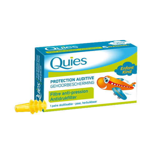 Quies earPlanes Enfants